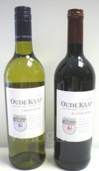 25 euro voor 6 flessen oude kaap